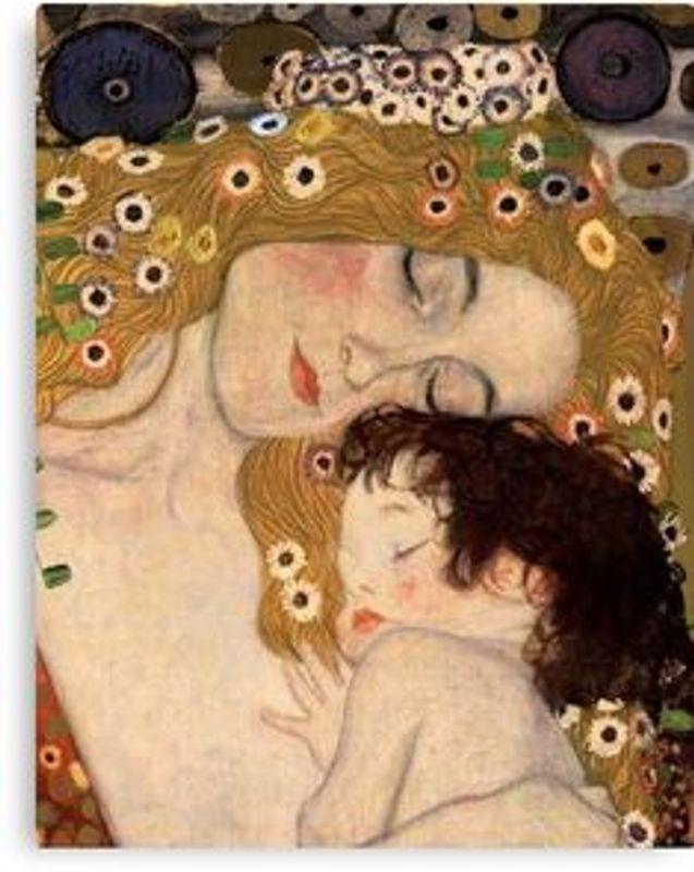 Art baby and mum
