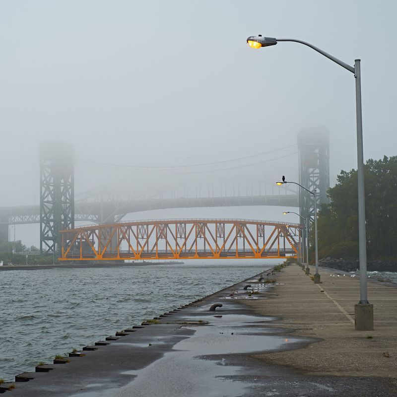 Hamilton Harbour Lift Bridge
