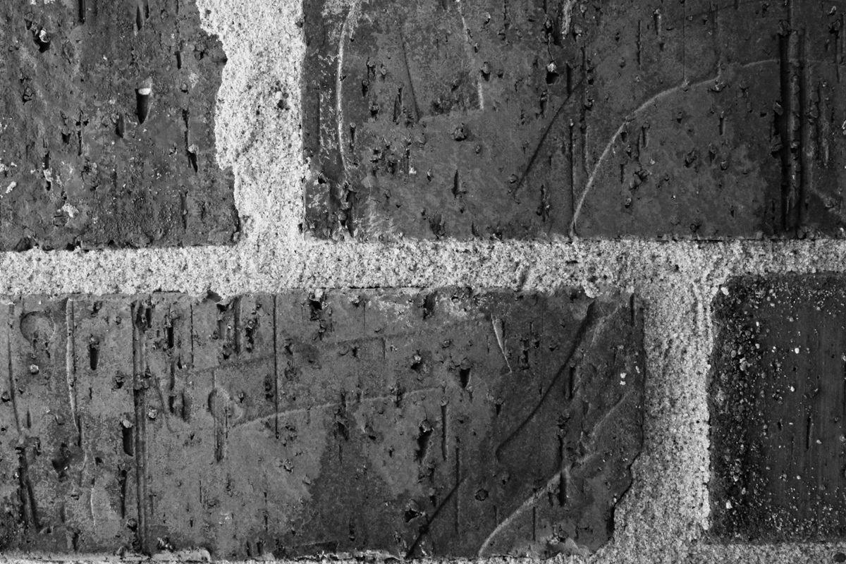 Scarred Brick