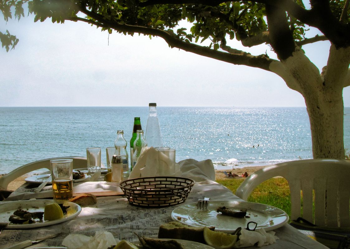 Food with a View...