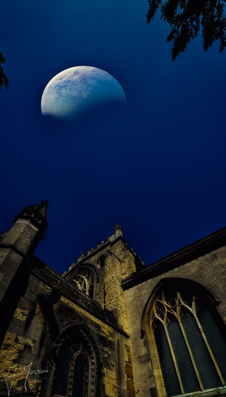 St Mary's Moon