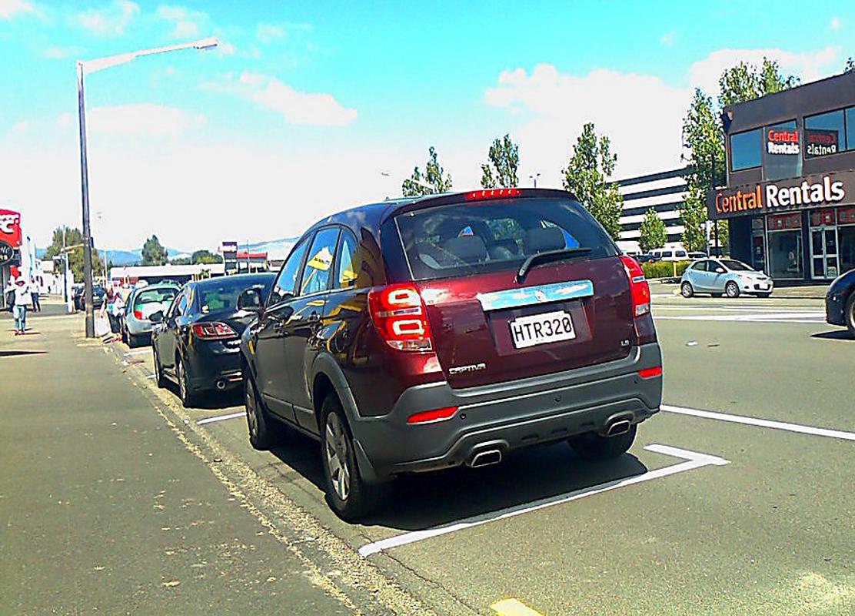 Holden Captiva