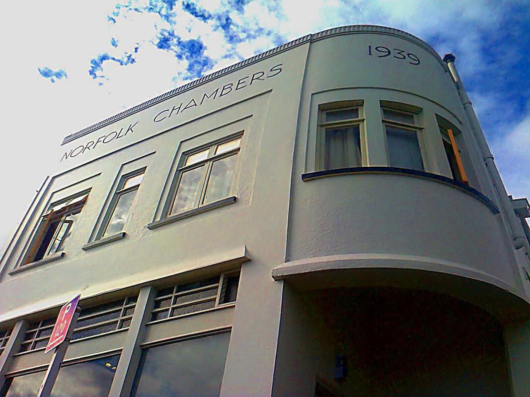 ''Norfolk Chambers'' building (1939)