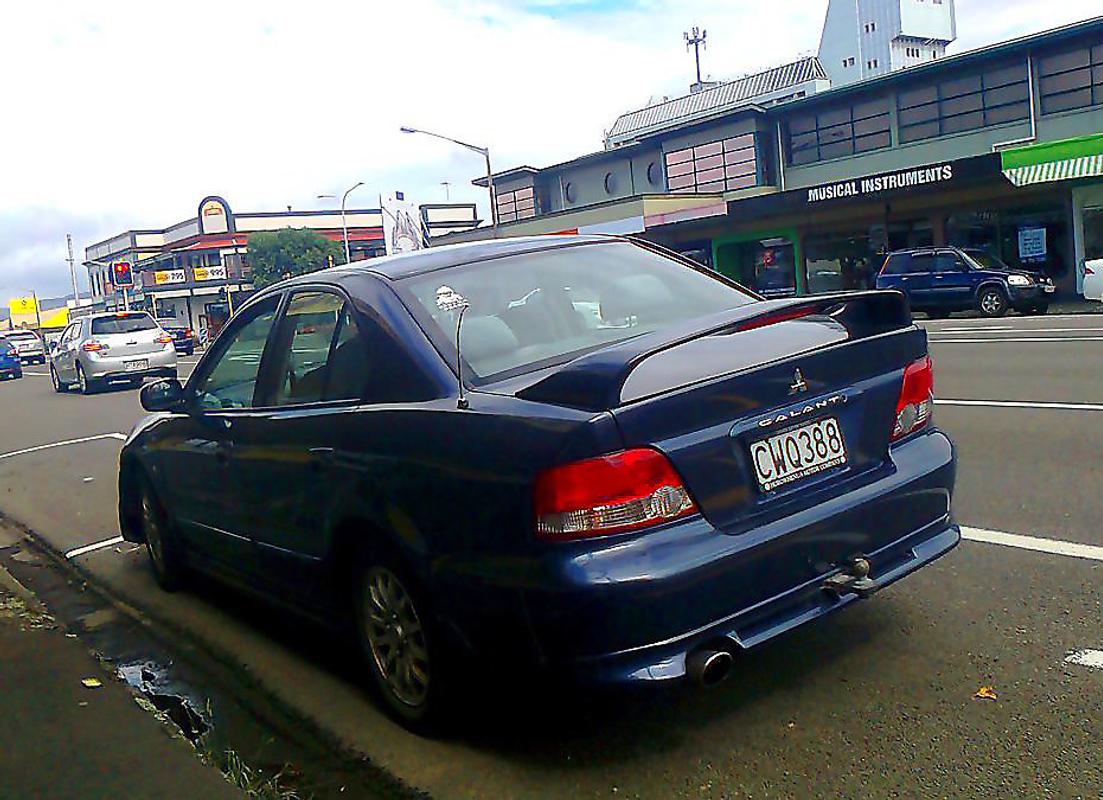 Mitsubishi Galant (1997)
