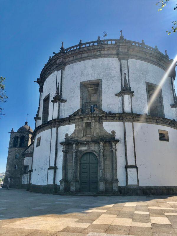Renaissance Architecture  Vila de Gaia Portugal   .