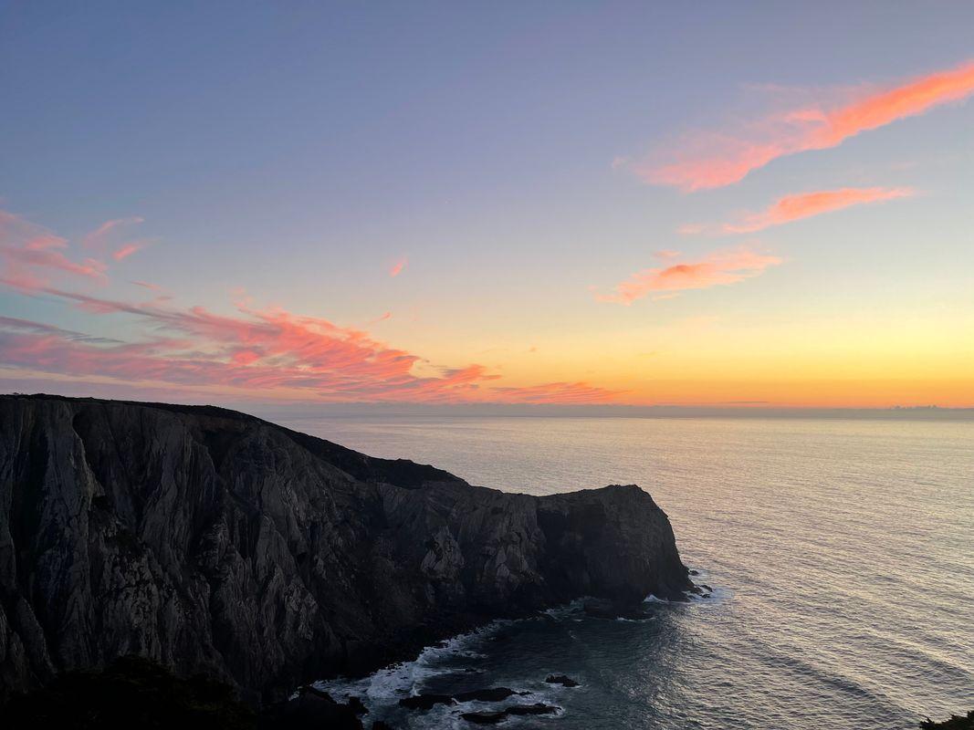 Portugal coastline Vila do Bispo