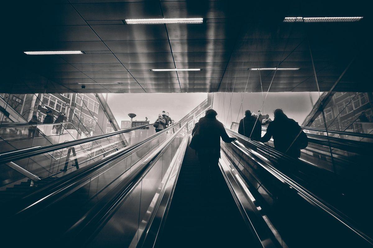 U-Bahn Stair