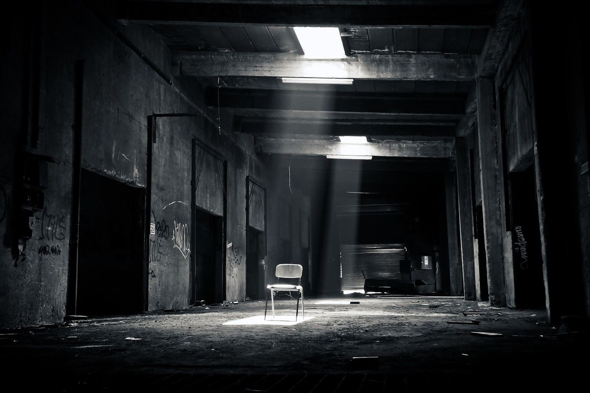 Lost Place Chair
