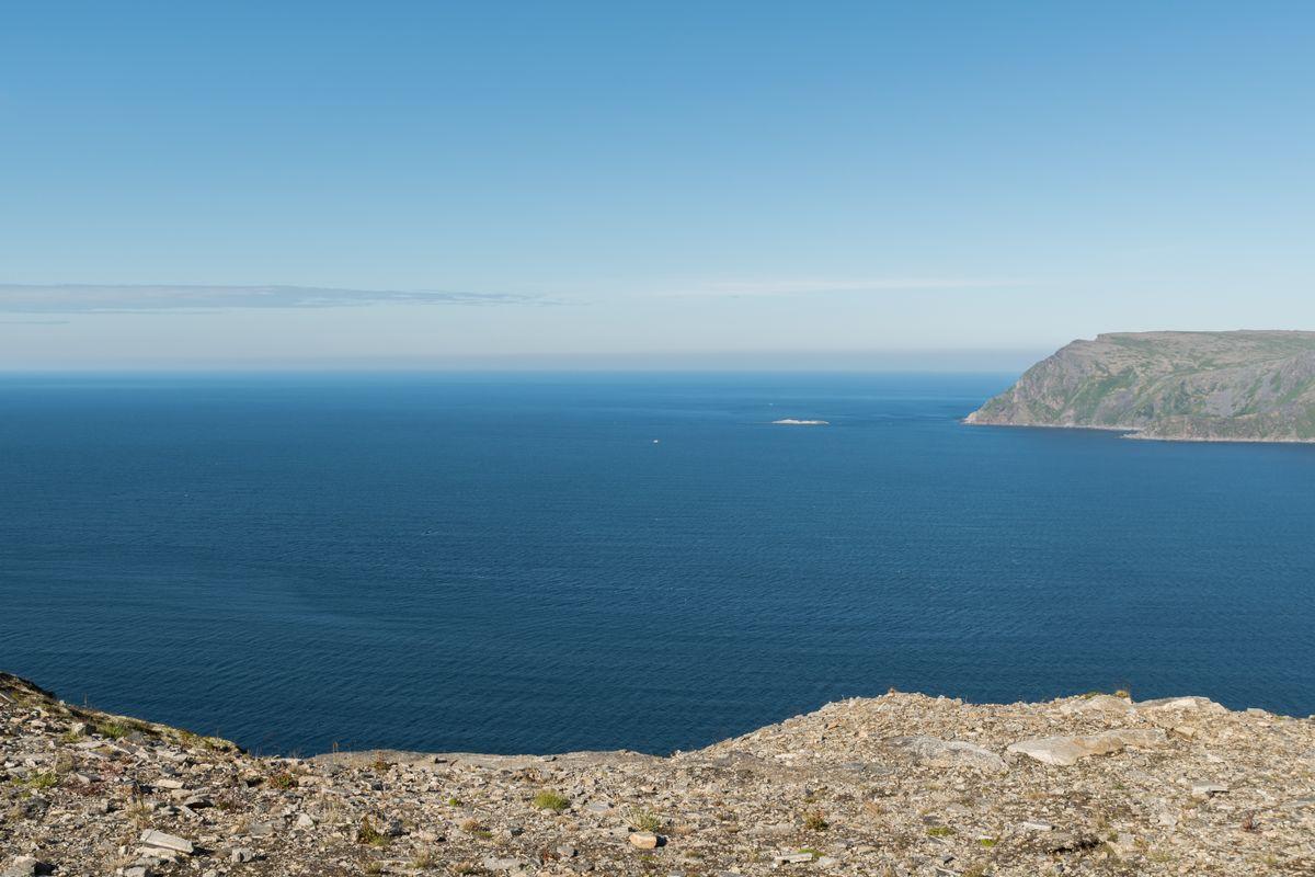 Arctic View Havoysund Finnmark Norway