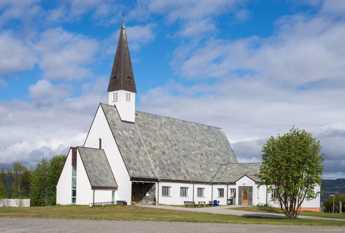 Elvebakken church