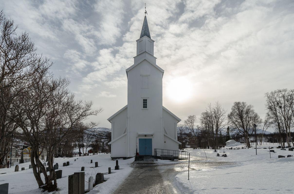 Talvik church