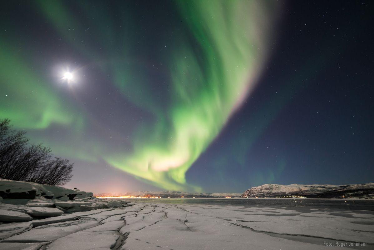 Northernlights above Altafjord