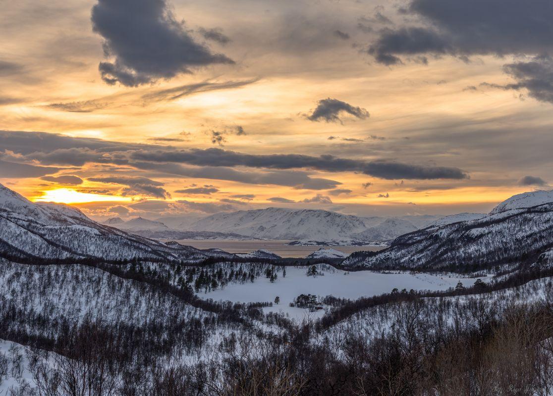 Kvibydalen panorama