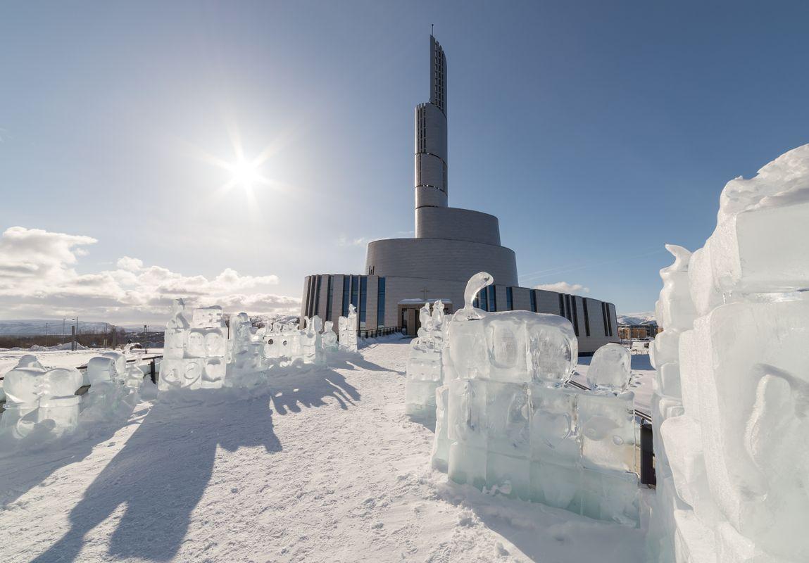 Nordlyskatedralen / Northernlights Cathedral