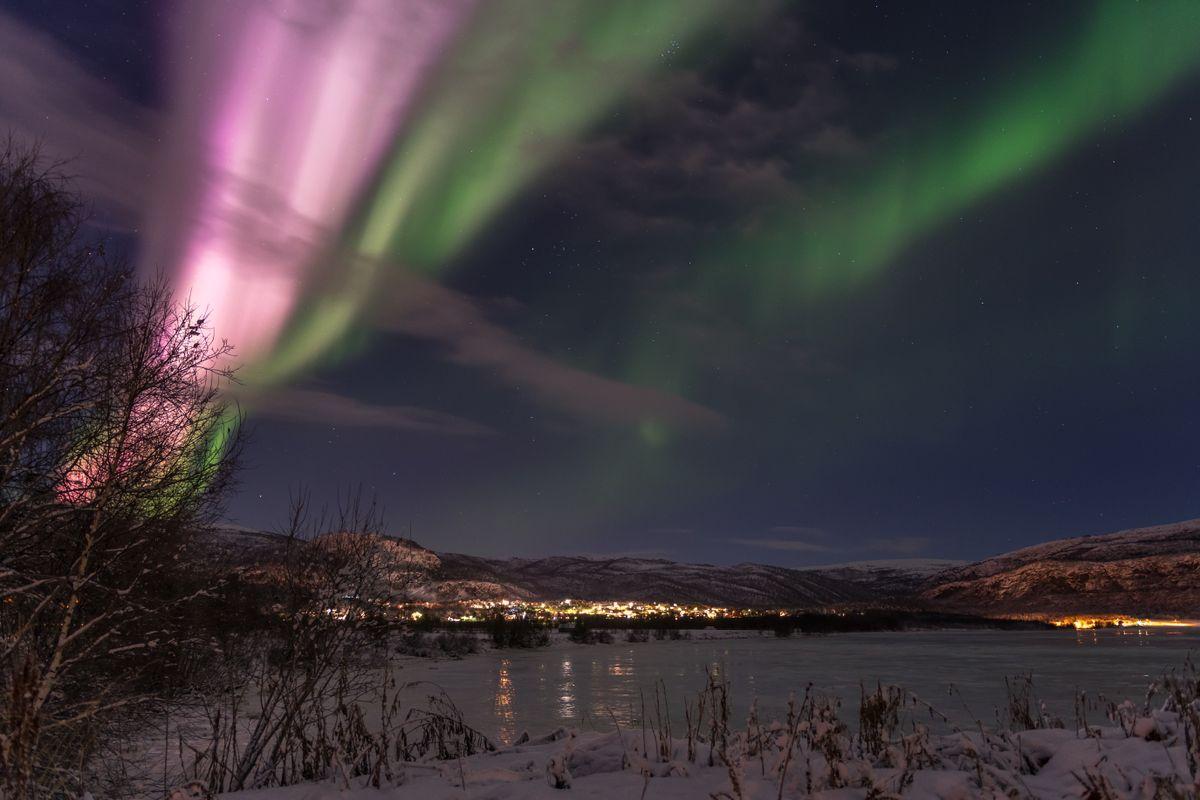 Northern lights Finnmark
