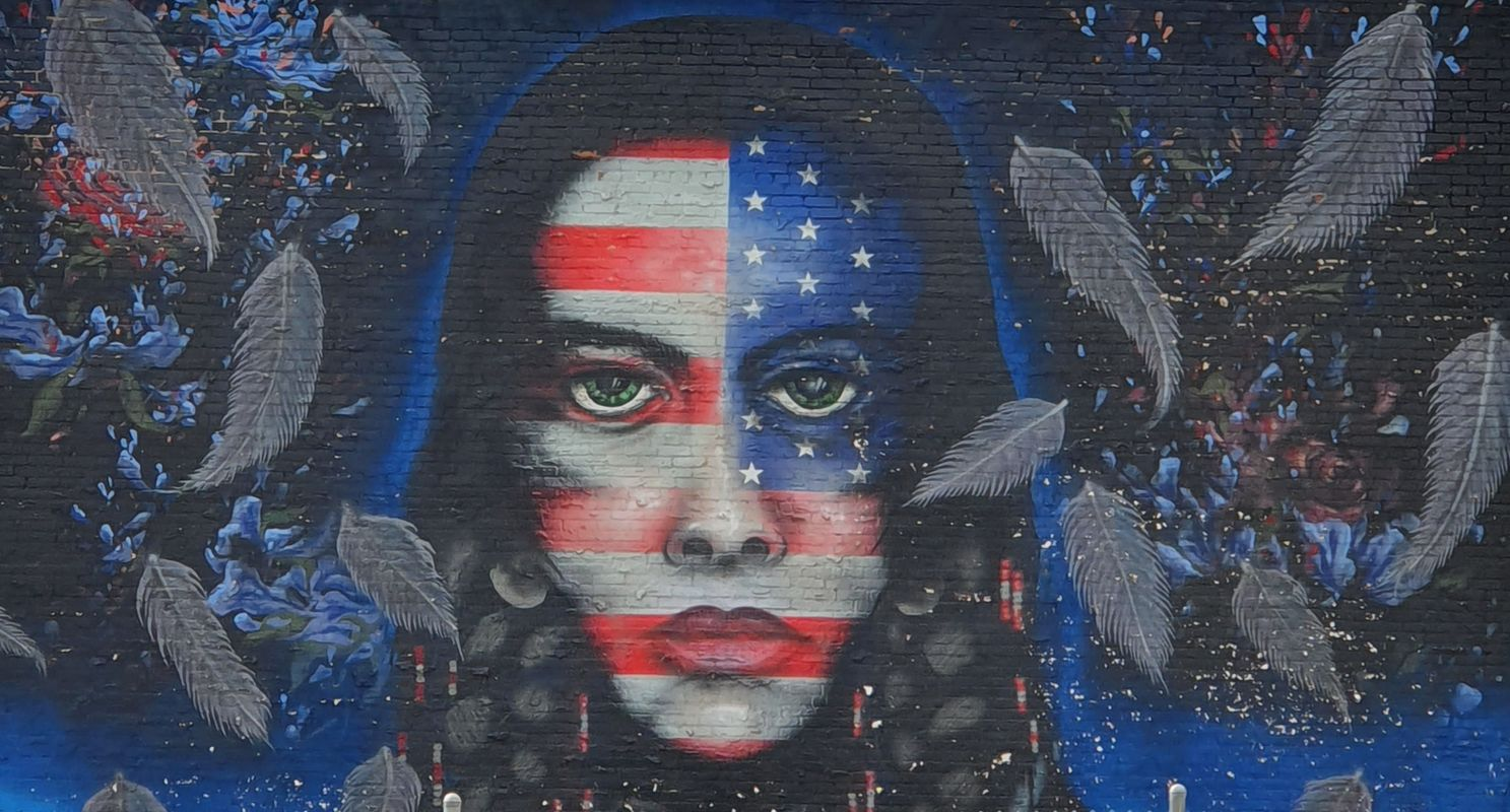 4TH OF JULY GRAFFITY / NEW JERSEY