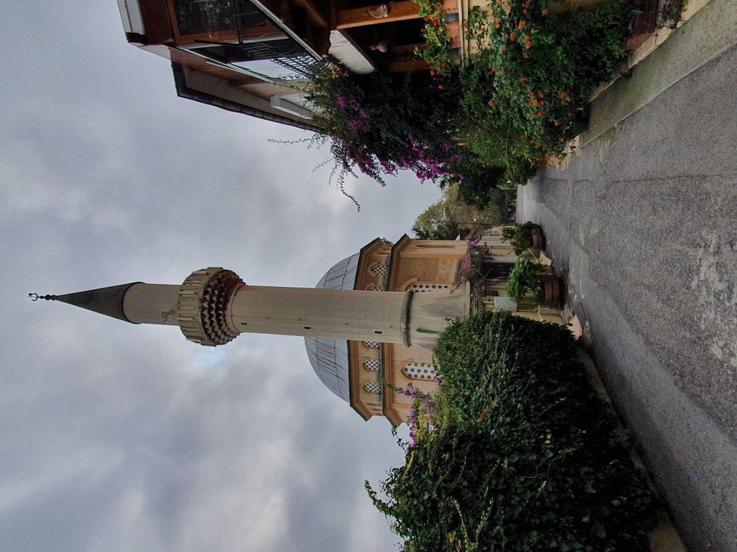 BURGAZADA MOSQUE,ISTANBUL