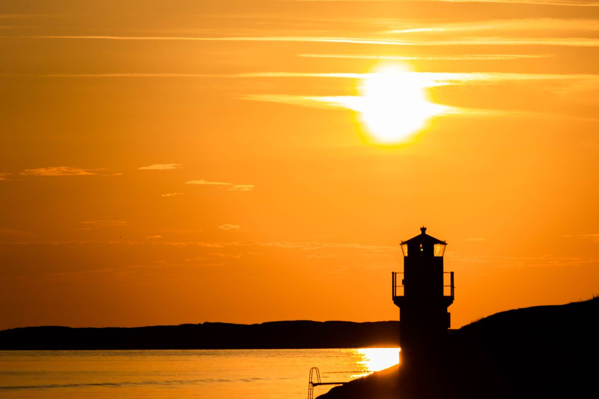 Sunset Lighthouse