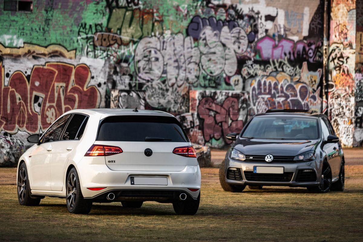 Golf GTI & Golf R