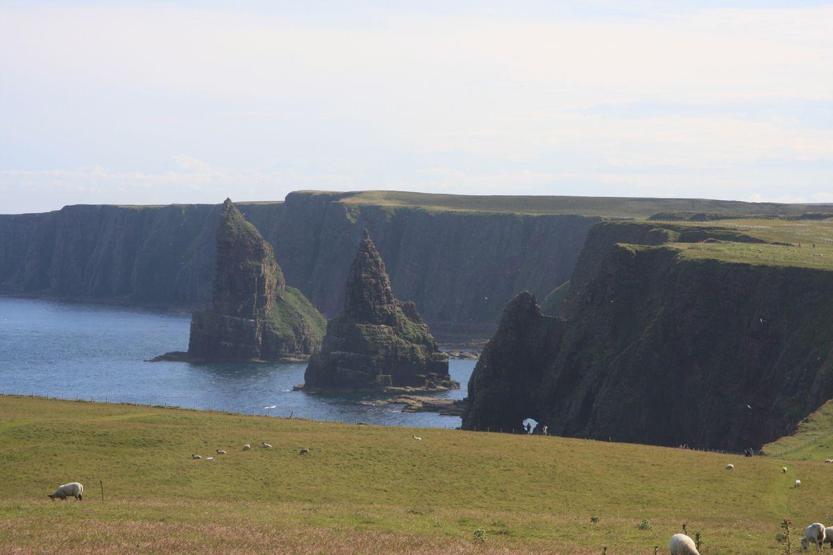 Landscape. Scotland