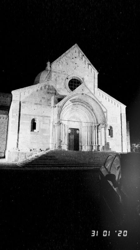 Il duomo di San Ciriaco ad Ancona, nelle Marche - The cathedral of San Ciriaco in Ancona, in the Marche region
