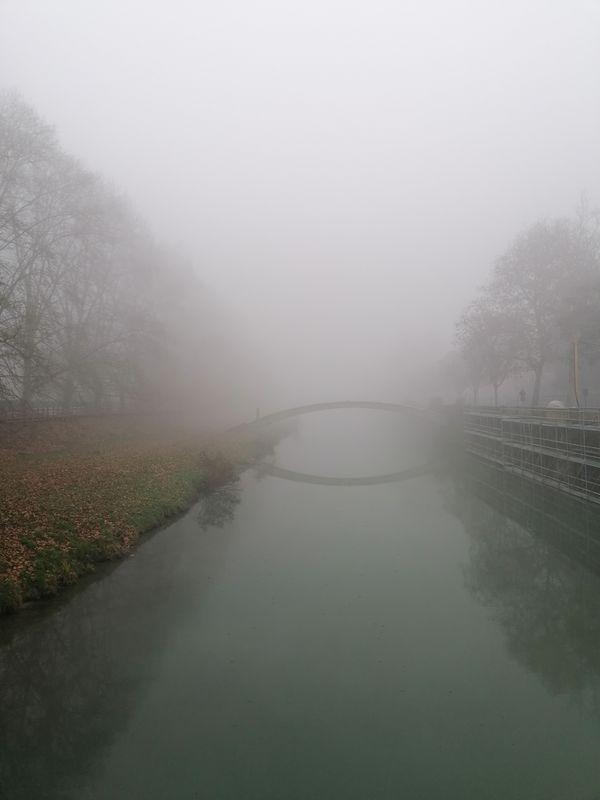 Just a normal winter day in Padua - Solo una normale giornata invernale a Padova