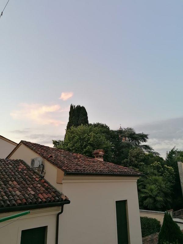 Il cielo poco prima dell'alba - The sky just before the sunrise