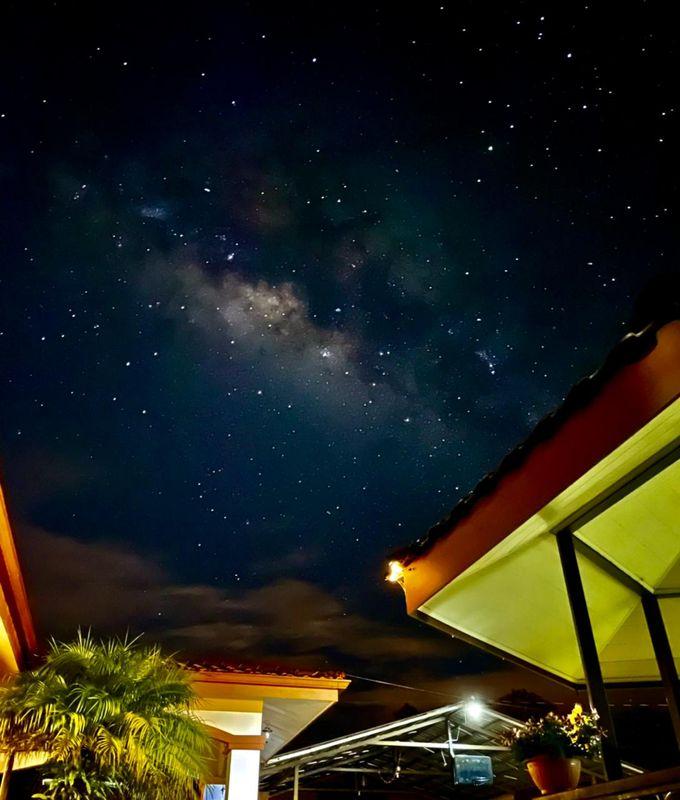 Costa Rica Night Sky