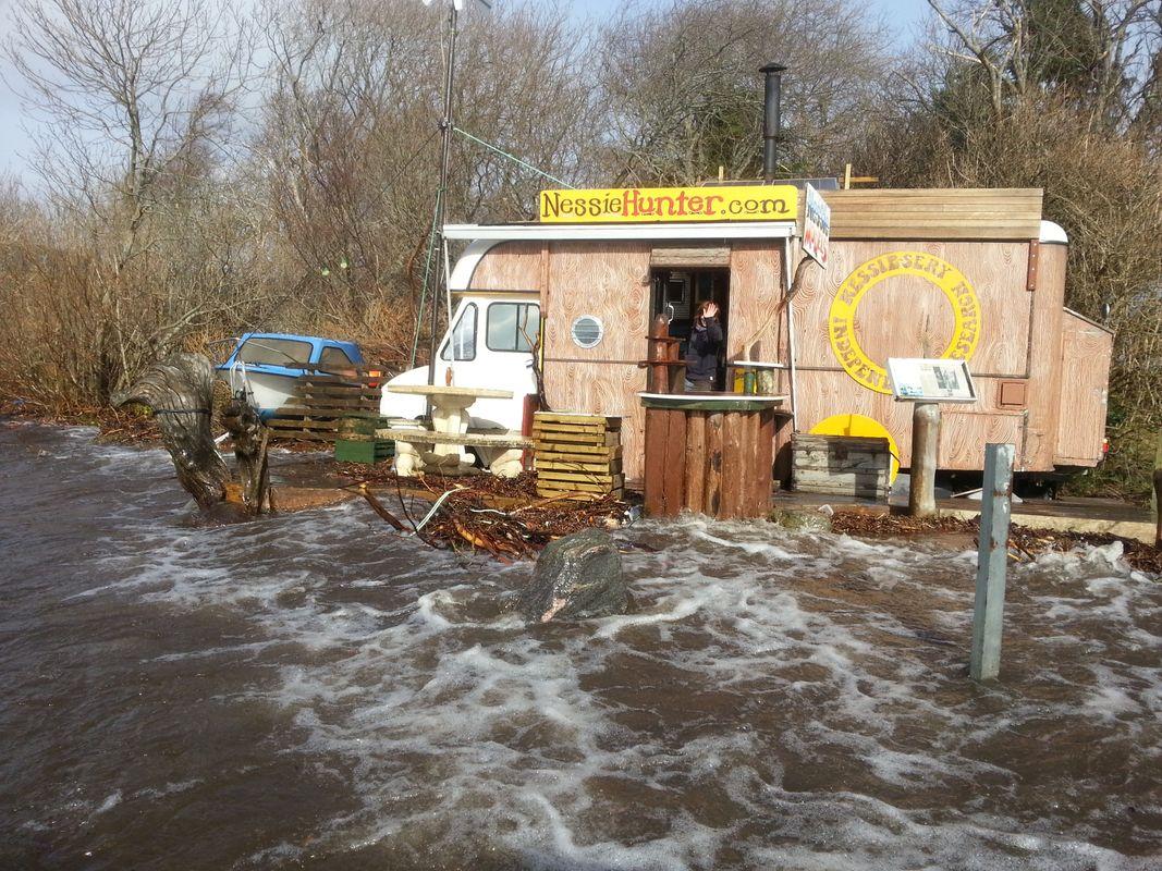 Steve feltham and flood