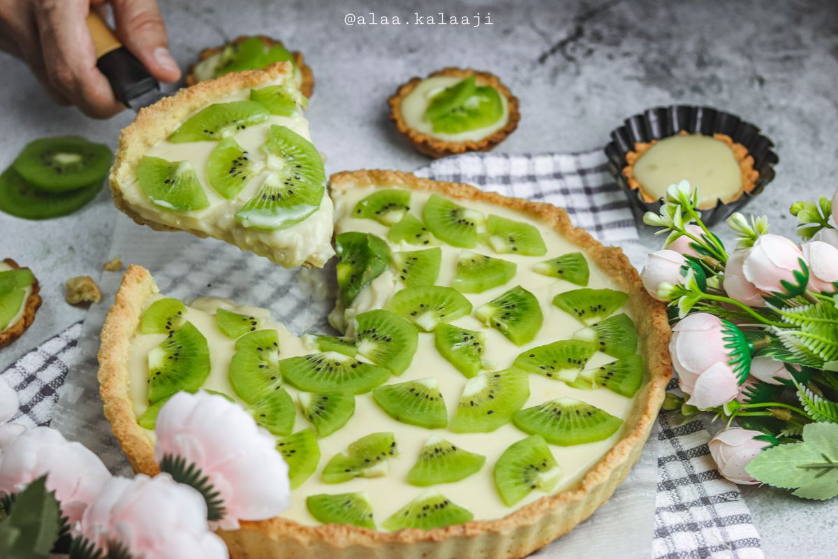Kiwi pie