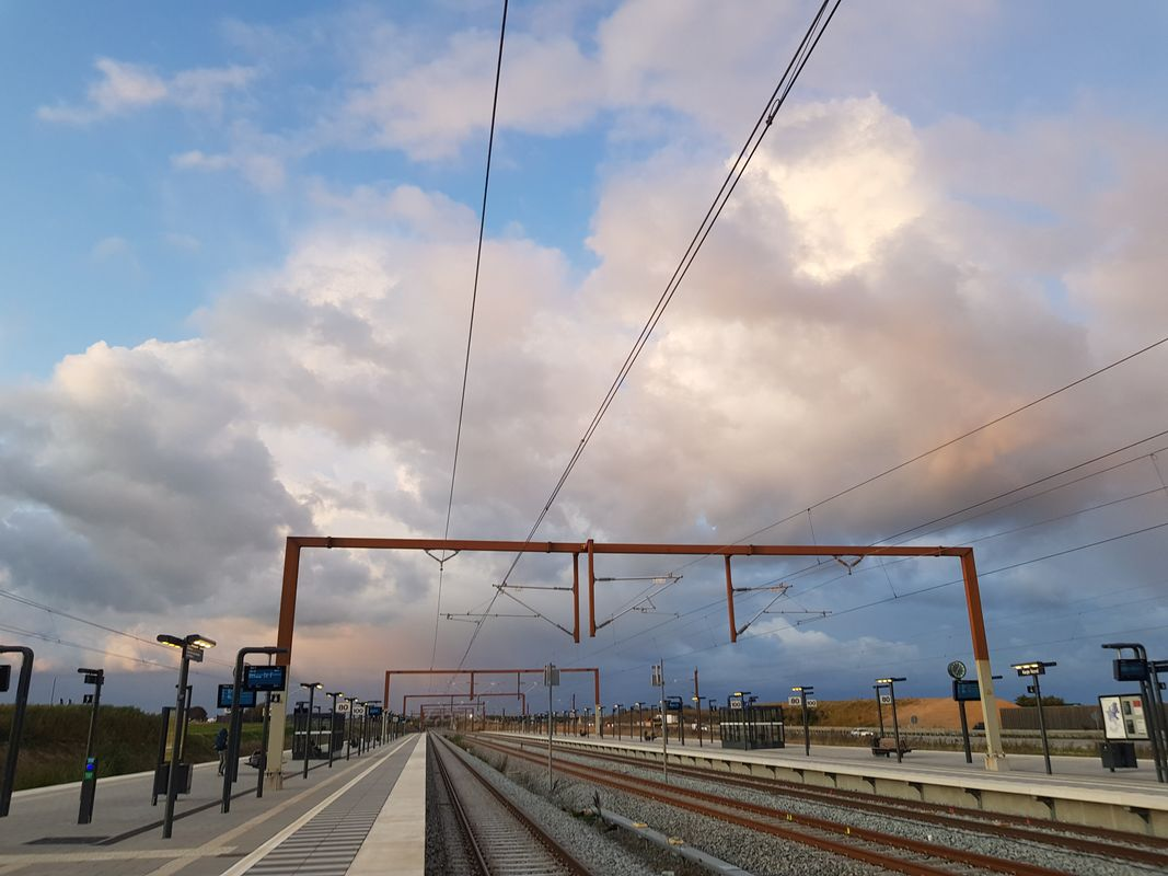 Railway Cloud Formations