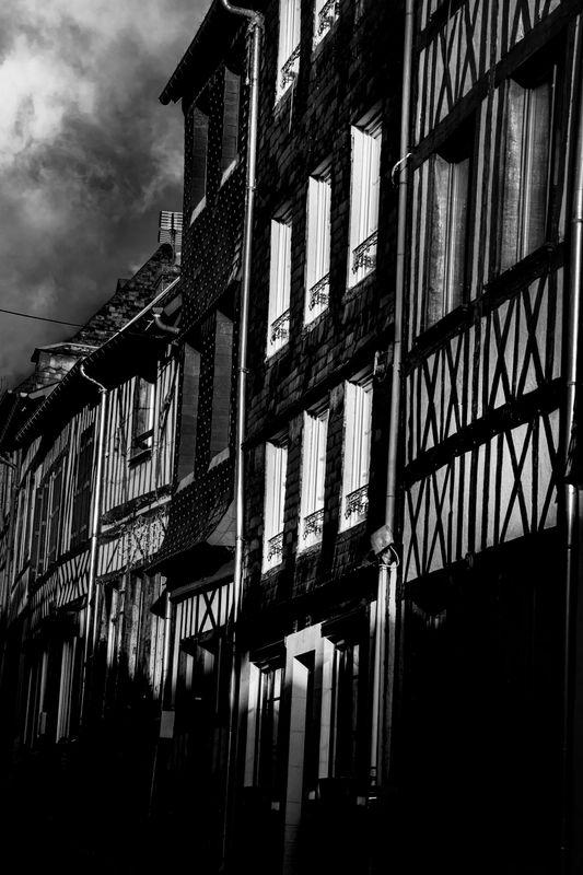 House in Normandie