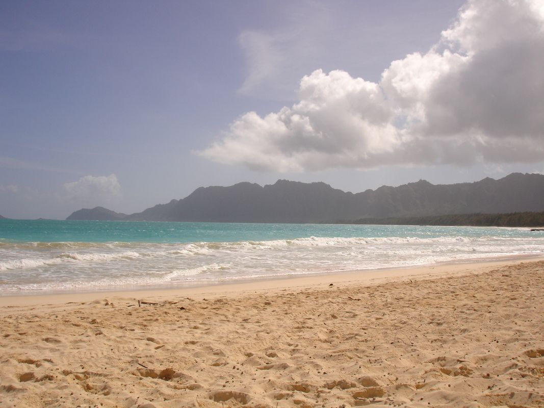 Hazy Beach Days