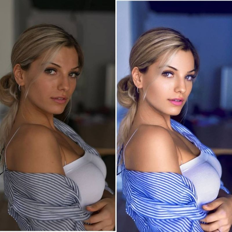 Beauty Retouch and Color Correction in Photoshop