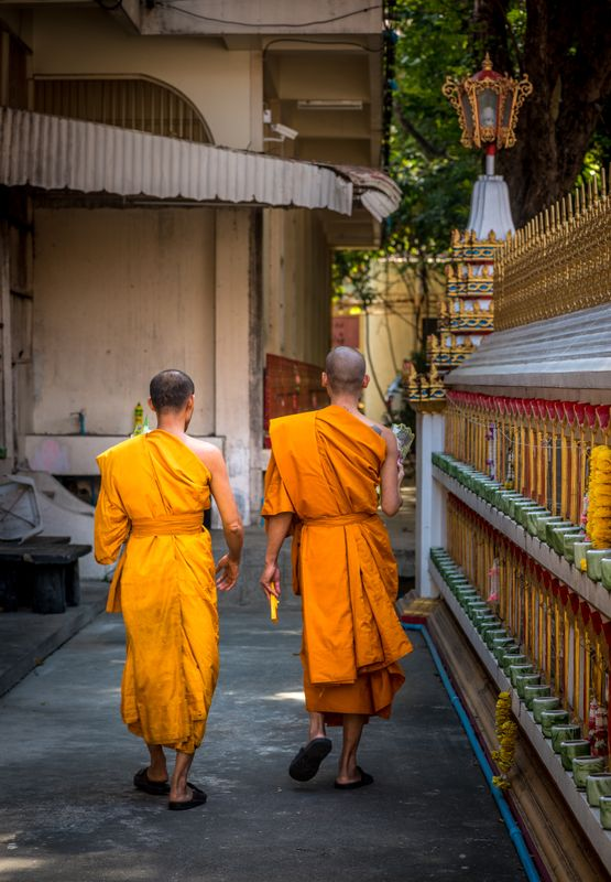 Casual Monks
