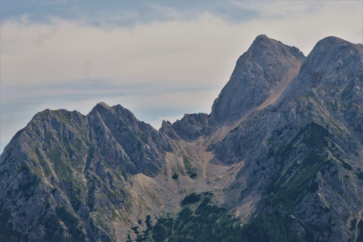 Julian Alps Slovenia