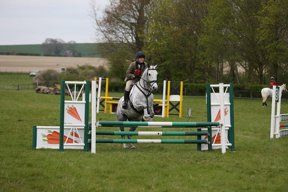 Thyme jumping a metre or so