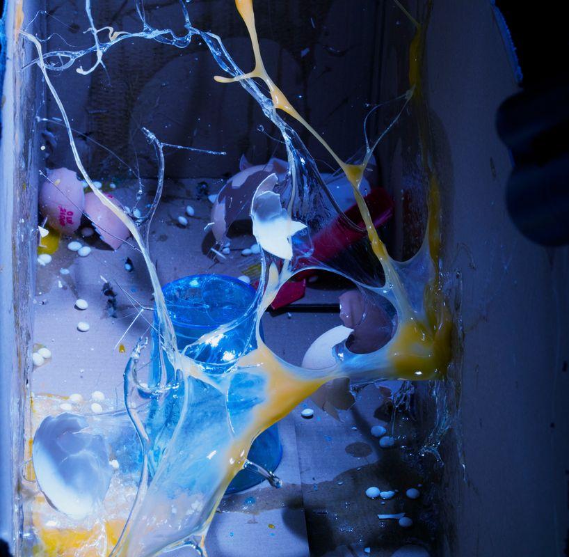 Exploding egg 2