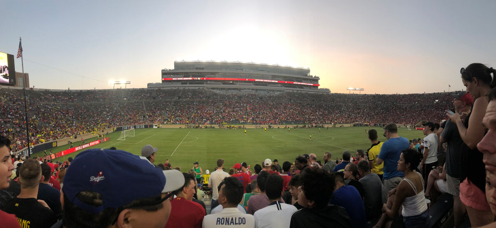 Stadium Notre Dame