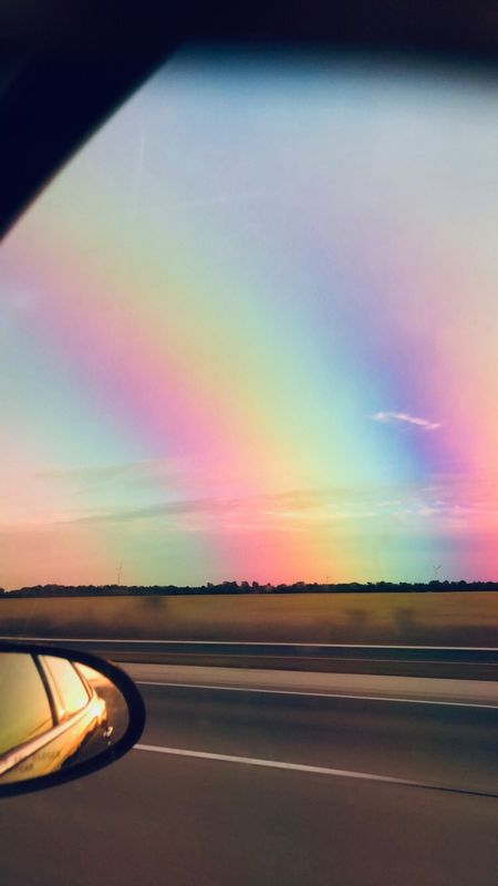Rainbow Car Rides