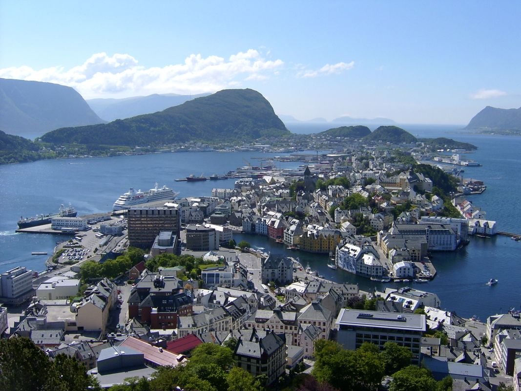 Alesund  /  Norway