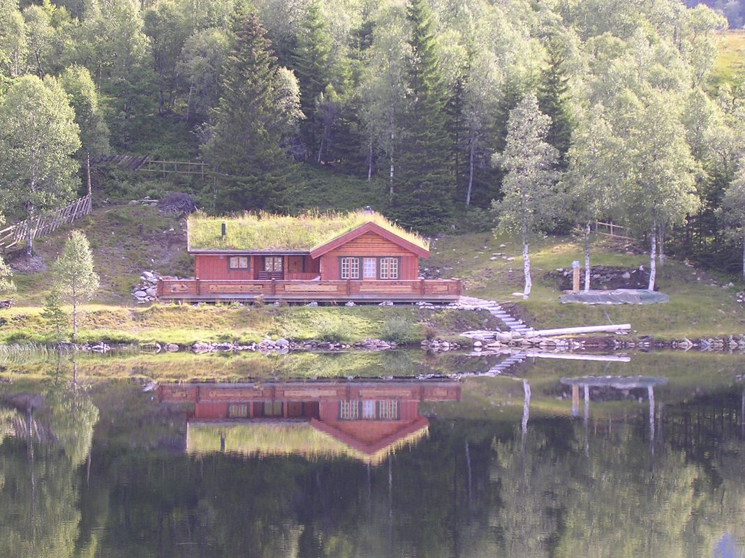 The house at the lake