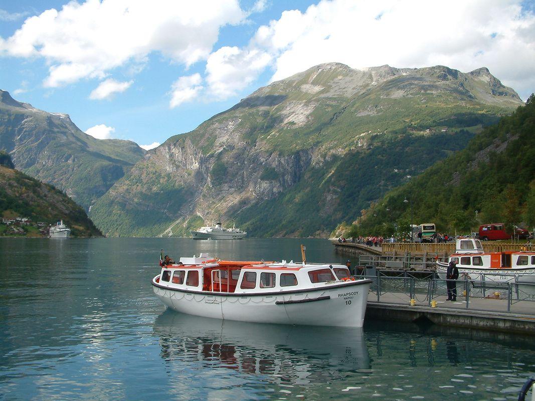 Geiranger Fjord  /  Norway