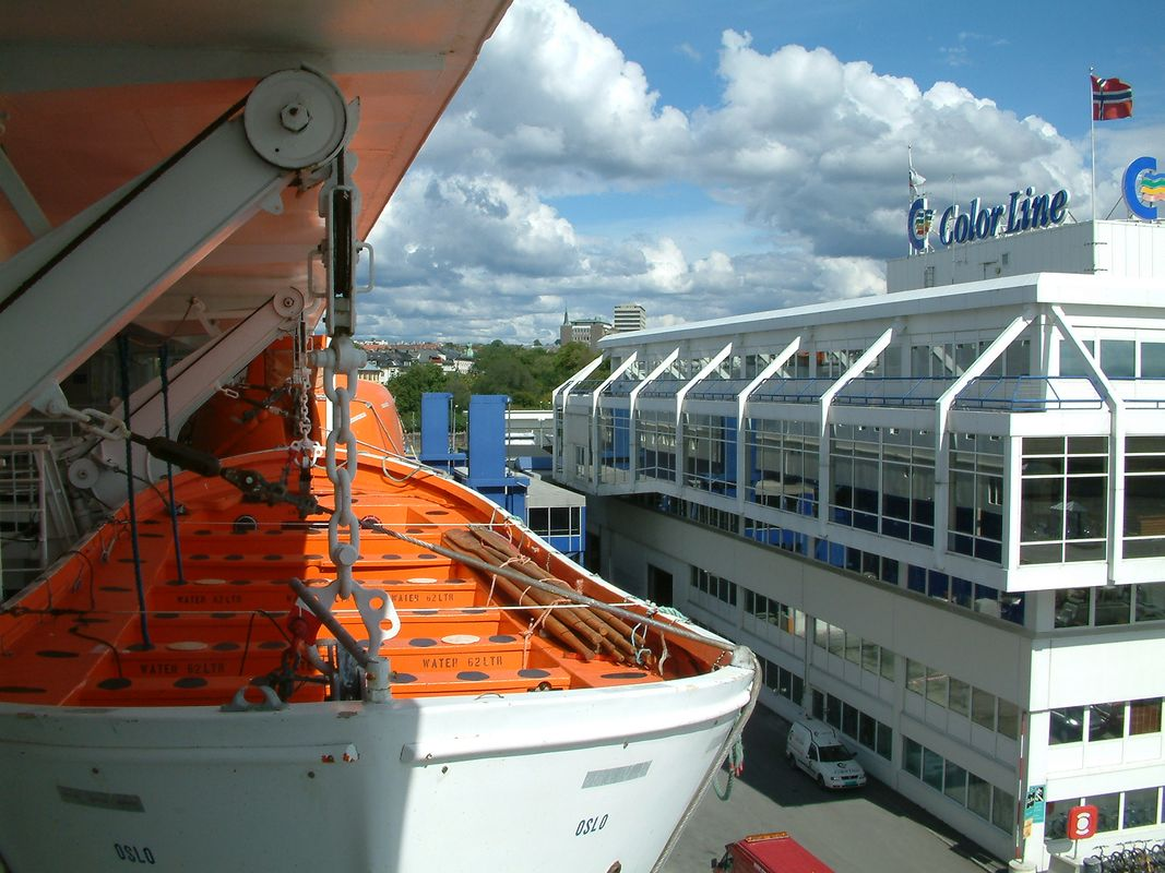 Lifeboat  /  Oslo
