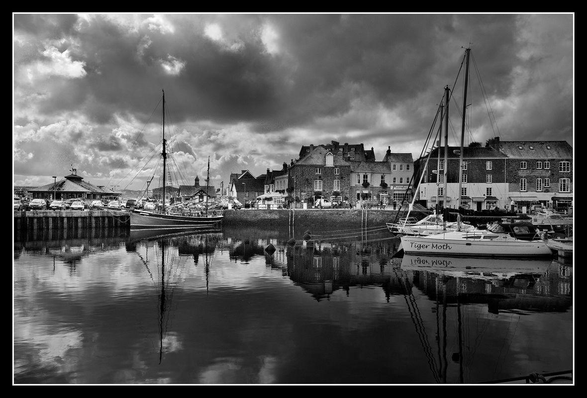 Padstow Inner Harbour 4
