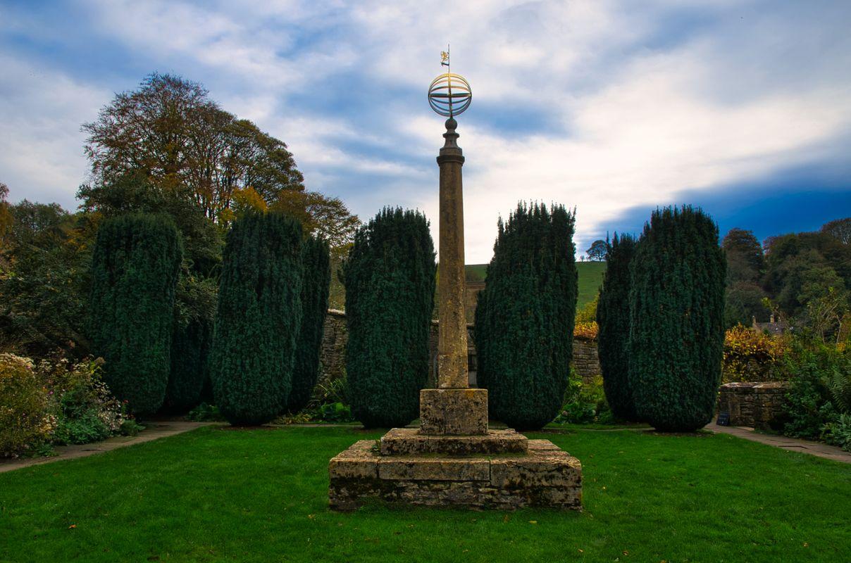 Garden at Snowshill Manor - 1