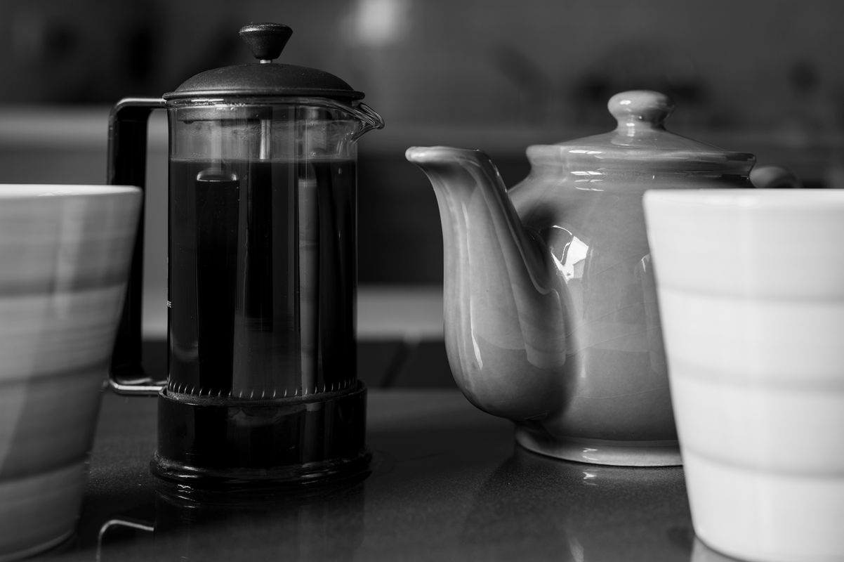 Caffeine Break