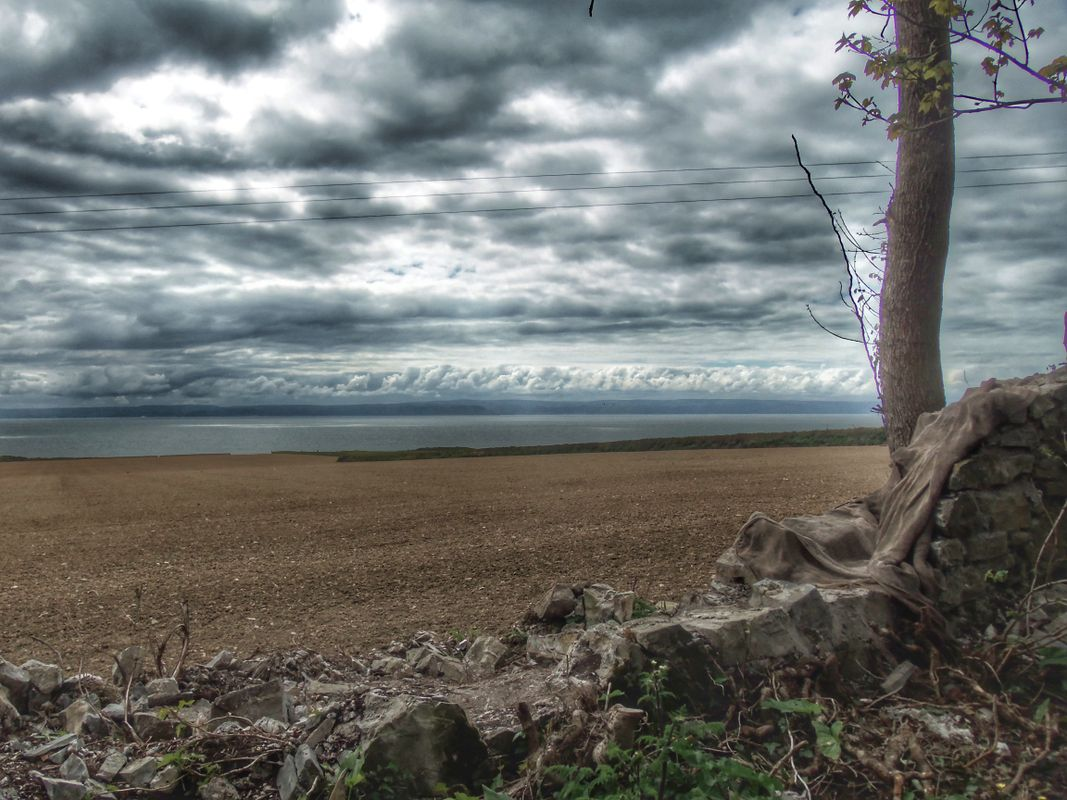 Stormed Coast
