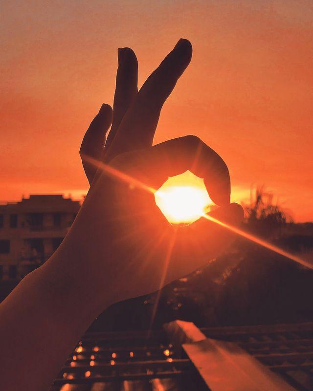 Sunset & Me