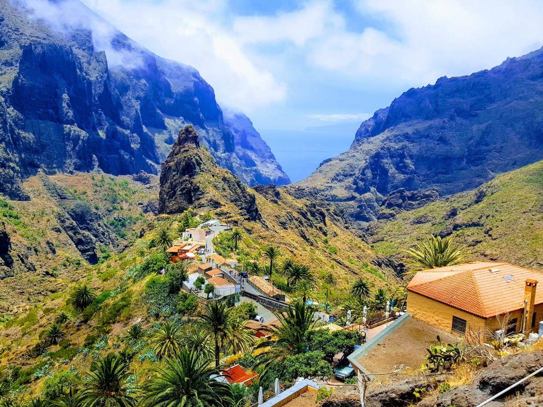 Canarian Islands, Tenerife, Masca